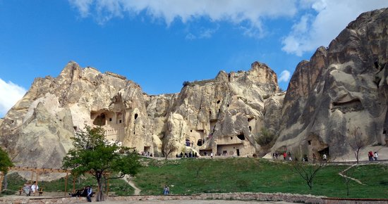 Freilichtmuseum Göreme: Rock-cut churches