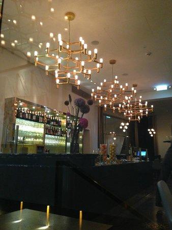 Hotel Sans Souci Wien : Bar-Restaurant