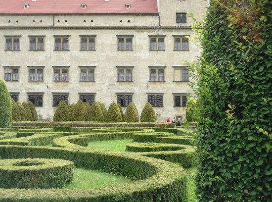 Bučovice, Česká republika: Late Renessaince Zamek Bucovice