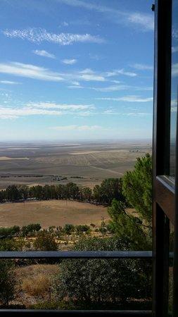 Parador de Carmona : Vistas desde una de las habitaciones del Parador