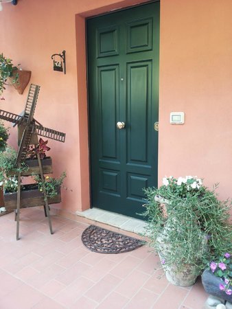 Bed and Breakfast Cenerente: Ingresso