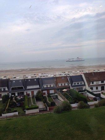 Aquar'Aile : The view