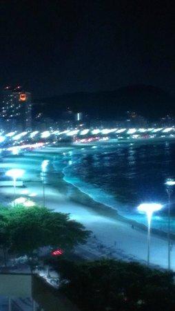 Sofitel Rio de Janeiro Copacabana: vista desde habitación