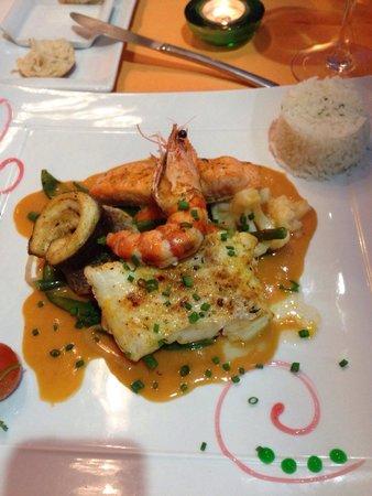 Le sweet restaurant : A