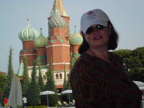 WOW Kremlin Palace: Кремль))) Это наш отель)))