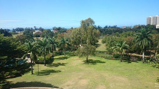 Dar es Salaam Serena Hotel: Serena dar garden view