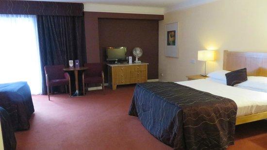 Kilkenny Ormonde Hotel: Queen size