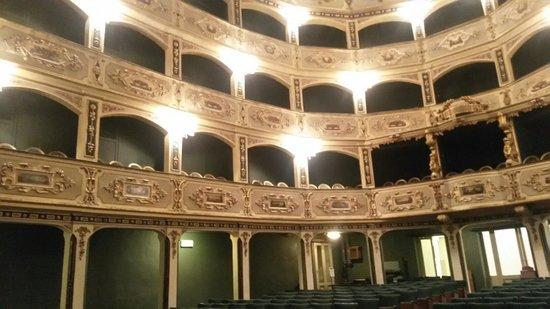 Manoel Theatre : Inside theatre