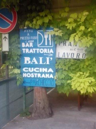 Bar Trattoria Bali