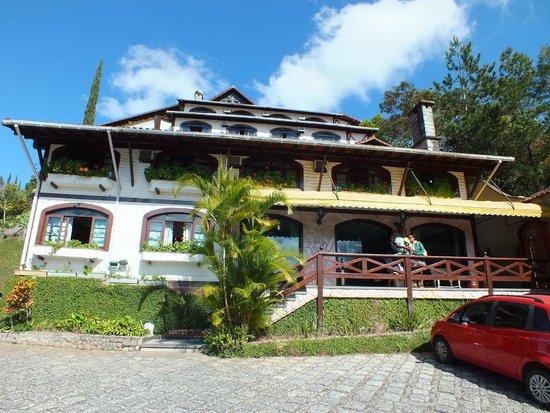 Gallardin Palace Hotel : hotel