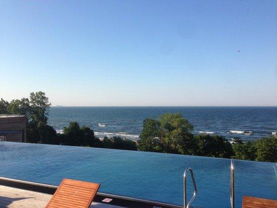 Sopot Marriott Resort & Spa: Pool auf dem Dach