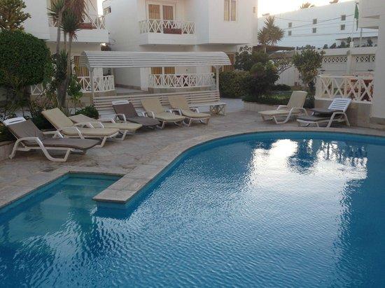 Hotel Emancipador : piscina