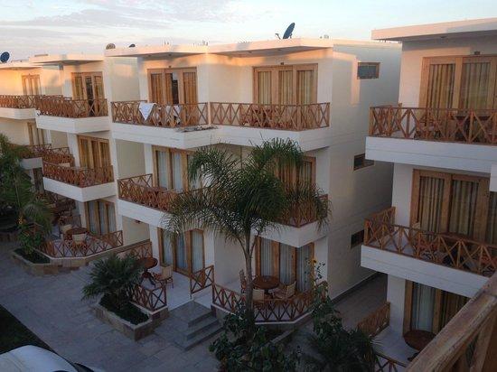 Hotel Emancipador : Vista dalla camera