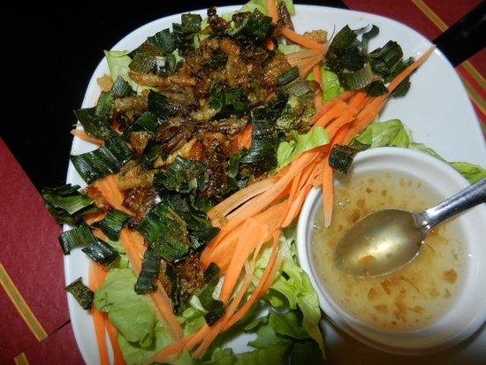 Ban Thai : Assiette dégustation d'insectes