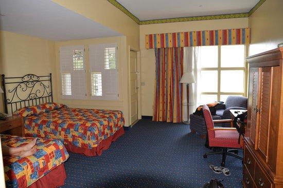 Lake Blackshear Resort and Golf Club: villa room