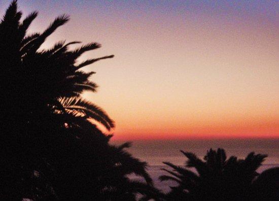 Hotel Orizzonte - Acireale : alba sul mare