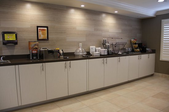 BEST WESTERN Burbank Airport Inn: Breakfast Room