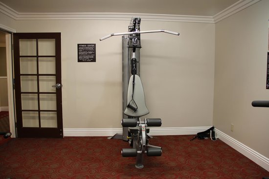 Best Western Burbank Airport Inn: Exercise Room