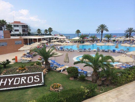 Hydros Club : The view