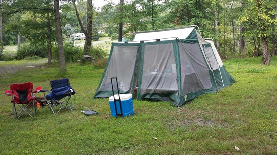 Foxwood Family Campground: Our little piece of paradise for Labor Day weekend
