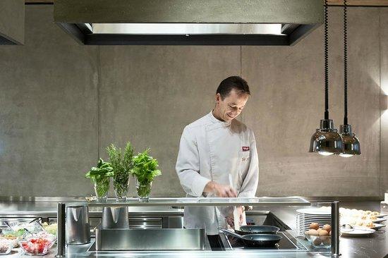 Elisabeth Hotel Premium Private Retreat: Frühstück mit Eierküche