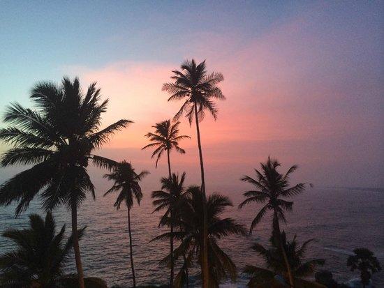 The Leela Kovalam Beach: Beach View