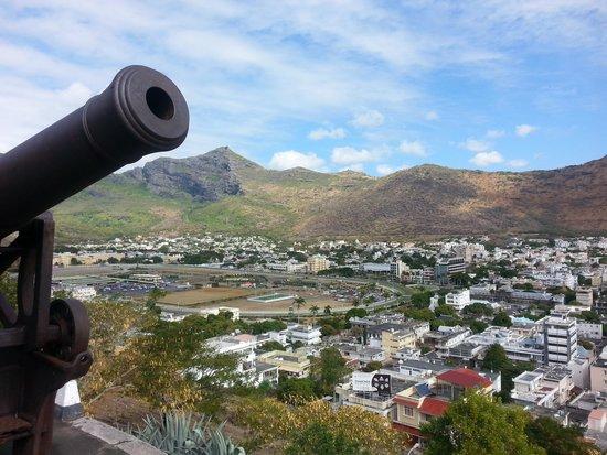 Citadelle de Port-Louis : la citadelles