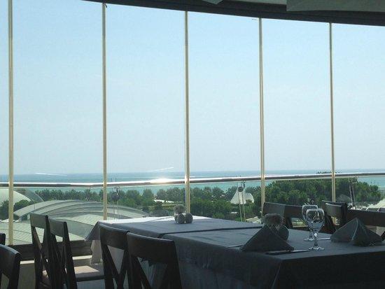 Cornelia Diamond Golf Resort & Spa: view from main restaurant