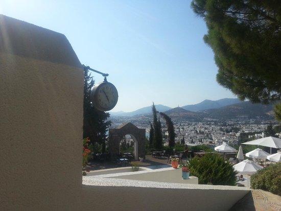 Hotel Manastir: vue de l'hôtel