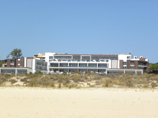 Sensimar Lagos by Yellow: View of hotel from the beach