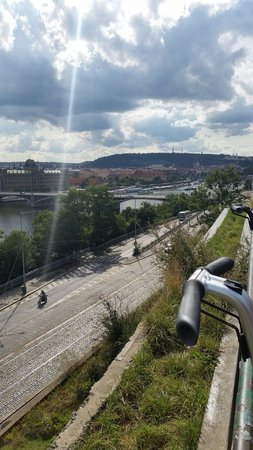 Prague Segway Tours: Just one of the many views you will see.