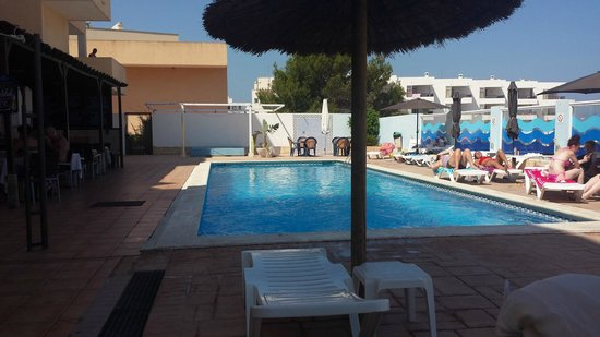 Apartments Blue Star : piscine