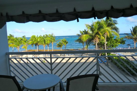 Divi Carina Bay All Inclusive Beach Resort: View from 309