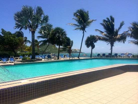 Divi Carina Bay All Inclusive Beach Resort : Carina Bay pool
