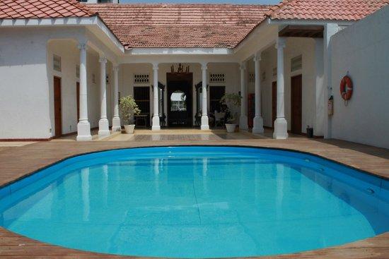 Casa Bustamante Hotel Boutique: Pool
