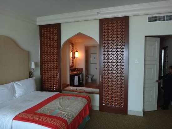 Atlantis, The Palm: Deluxe Room 9 341
