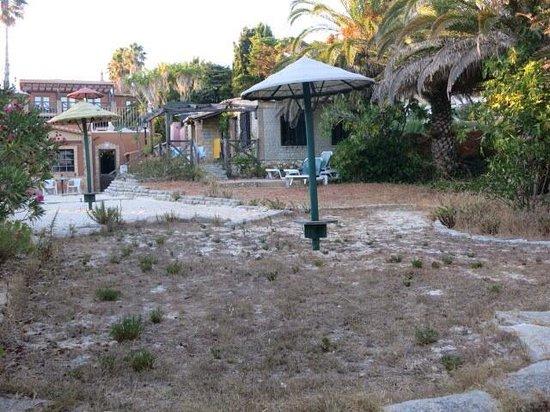 Quinta Do Mar Da Luz: Leider völlig heruntergekommen.
