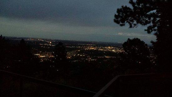 Flagstaff House Restaurant: The view