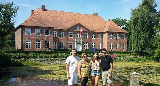 Herrenhaus Borghorst: familia Quintero Fehr. 21/07/2014