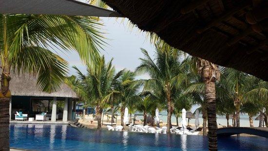Heritage Awali Golf & Spa Resort : Awali gardens