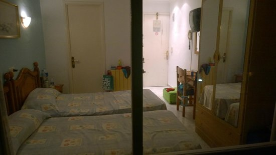 Hotel Pinomar: camera completa