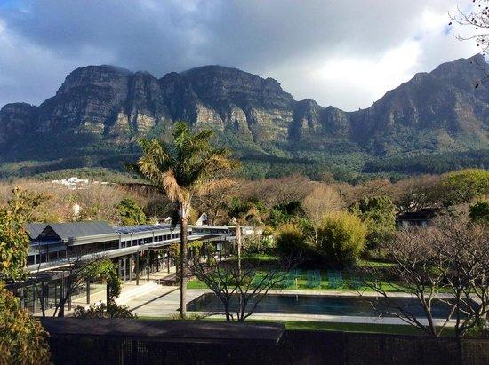 Vineyard Hotel : Mountain View