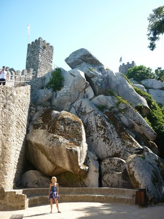 Castle of the Moors: Castello