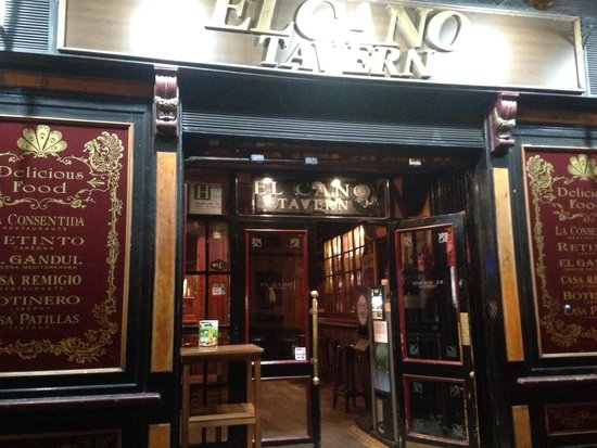 NEW EL CANO IRISH TAVERN