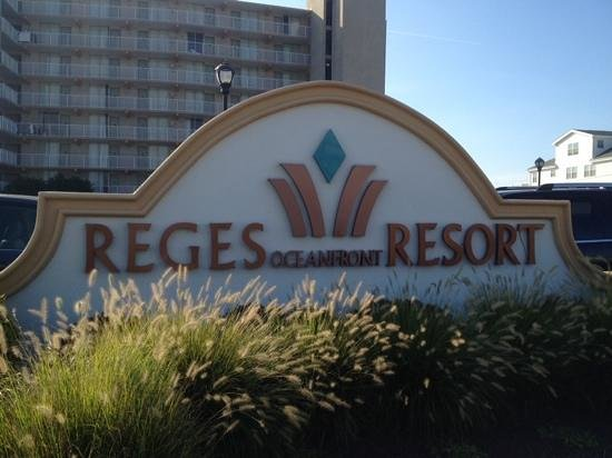 Reges Oceanfront Resort: great stay
