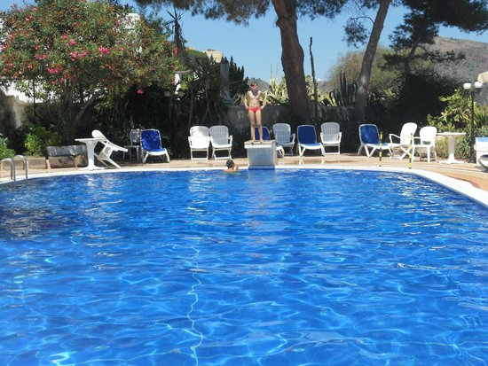 Hotel Giardino sul Mare: LA PISCINA