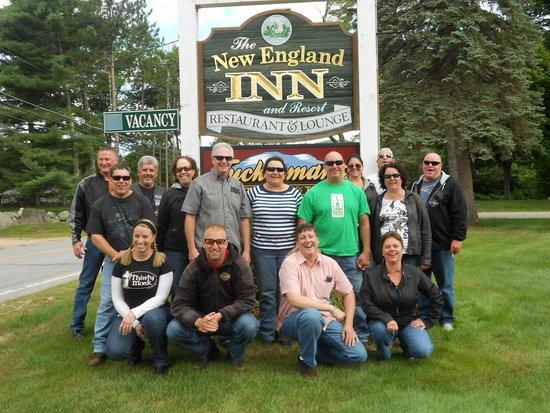 New England Inn: August 2014