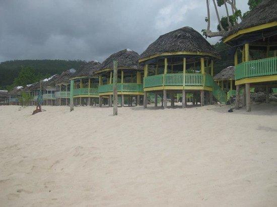 Lalomanu Beach : Such a beautiful beach