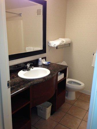 BEST WESTERN PLUS Inn at Valley View: sink
