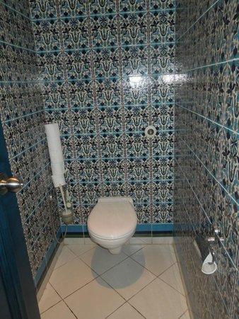 Joya Paradise: wc